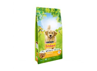 Purina Friskies Mini Dog Food with Chicken And Vegetables 3Kg