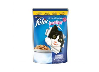 Felix Junior As Good as it Looks Chicken in Jelly