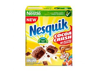 Nestle Cocoa Crush Cereal