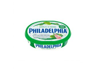Philadelphia with Garlic & Herbs