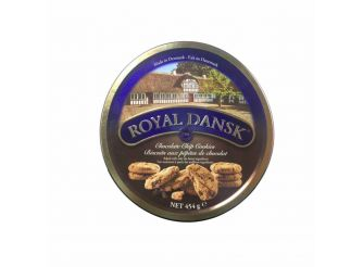 Royal Dansk Butter & Chocolate Chip Cookies