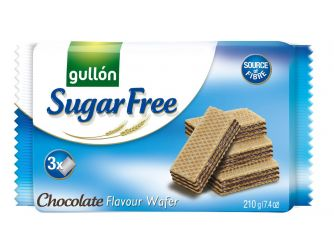Gullon Sugar Free Chocolate Wafer
