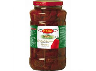 Mara Sundried Tomatoes in Sunflower Oil