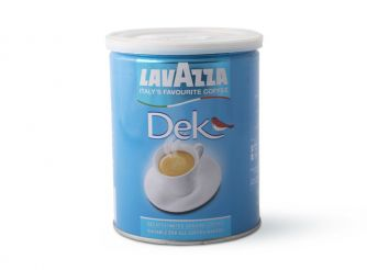 Lavazza Dek Decaffeinated Ground Coffee