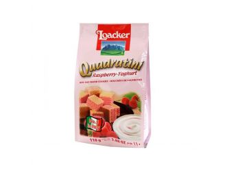 Loacker Raspberry Yogurt  Wafer