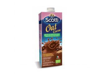 Riso Scotti Organic Oat With Cocoa Drink