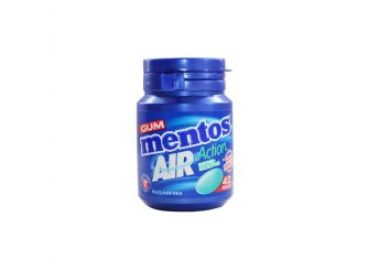 Mentos Gum No Sugar Air Action