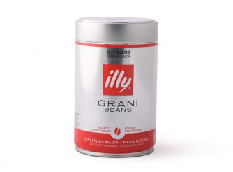 Illy Whole Bean Medium Roast Coffee