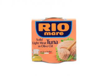 Rio Mare Tuna & Beans Salad - Bundle of (2*160g)