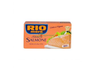 Rio Mare Salmon Fillet with Olive Oil
