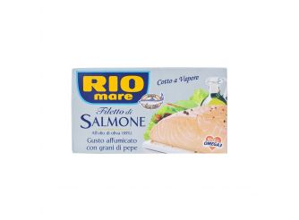 Rio Mare Salmon Fillet in Extra Virgin Olive Oil