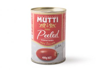 Mutti Whole Peeled Tomatoes