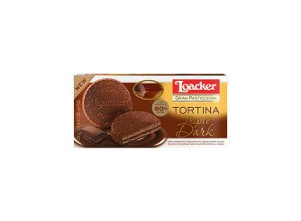 Loacker Tortina Triple Choc