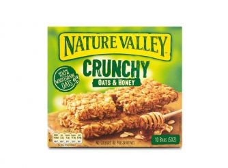 Nature Valley Crunchy Oats & Honey Bar