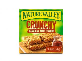 Nature Valley Crunchy Canadian Maple Syrup Bar
