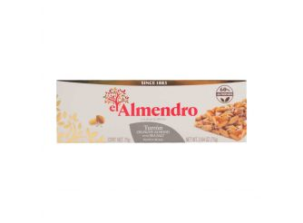 ElAlmendro Nougat with Almonds & Sea Salt