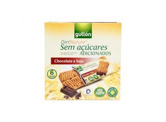Gullon Diet Nature Chocolate and Soy Biscuits