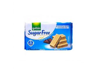Gullon Sugar Free Chocolate Cream Wafer
