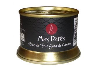 Mas Pares Block of Fois Gras