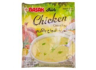 Basak Chicken Cream Soup