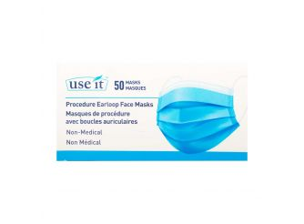 UseIt Disposable Face Masks