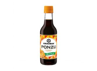 Kikkoman Ponzu Soy Sauce Orange