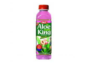 OKF Aloe Vera King Peach Drink