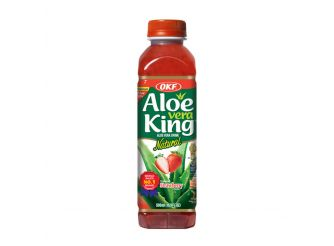 OKF Aloe Vera King Strawberry Drink