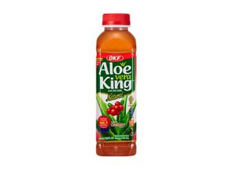 OKF Aloe Vera King Cranberry Drink