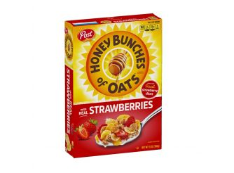 Honey Bunches of Oats with Strawberry