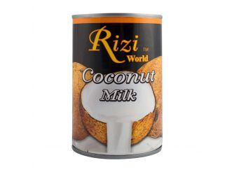 Rizi World Coconut Milk