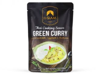 deSIAM Coconut Green Curry Sauce