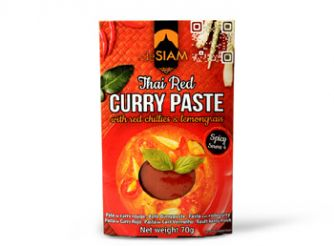 deSIAM Thai Red Curry Paste