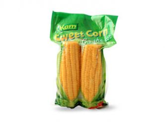 Sweet Corn on Cob Twin Pack