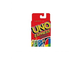 Uno Express Card Game