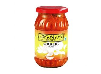 Mother's Recipe Pickled Garlic