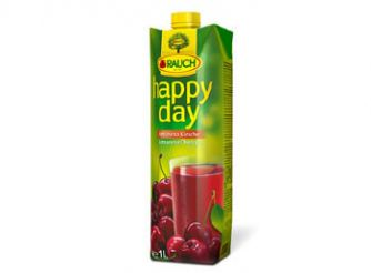 Rauch Happy Day Cherry Juice