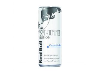 Red Bull Coconut & Berry Drink