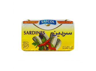 Safcol Sardine in Sunflower Oil