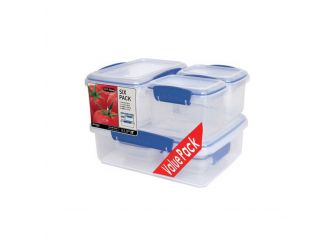 Sistema Klip It Storage Containers