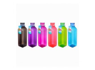 Sistema Hydrate Square Bottle 1L