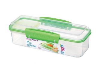 Sistema TO GO Snack Attack Box