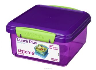 Sistema Lunch Plus Box