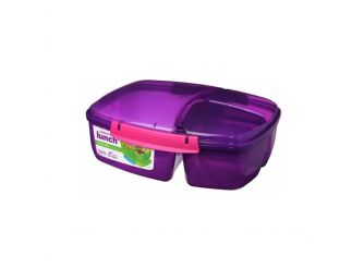 Sistema Triple Slip Lunch Box