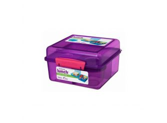 Sistema Lunch Box Cube Max