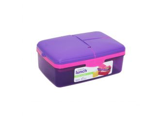 Sistema Quaddie Purple Lunchbox
