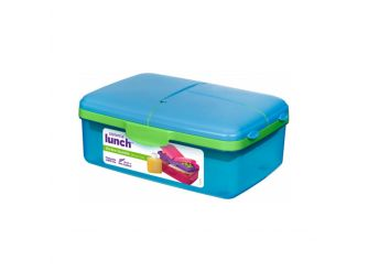 Sistema Quaddie Green Lunch Box
