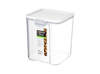 Sistema Ultra Rectangular Storage Can