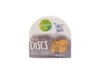 Healthy Snack Cheesy Disc with Black Seed