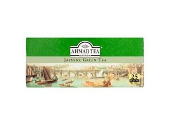 Ahmad Tea Jasmine Green Tea